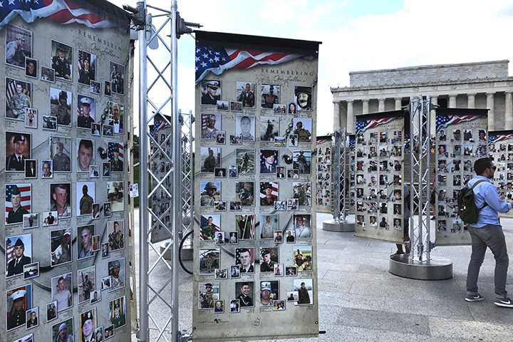 Remembering Our Fallen National Exhibit